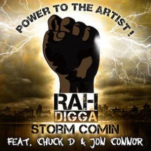 Rah Digga f. Chuck D & Jon Connor - Storm Comin' (Remix)