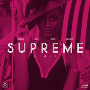 Rick Ross f. Big K.R.I.T., Ma$e & Fabolous - Supreme (Remix)