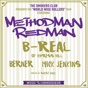 The Smoker's Club Tour Ticket Giveaway
