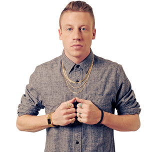 "Macklemore Says ""There's A Ton Of Pressure"" On Sophomore Album"