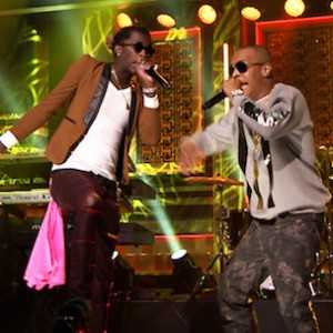 "T.I. & Young Thug - Perform ""No Mediocre"" & ""About The Money"" (Live On Jimmy Fallon)"