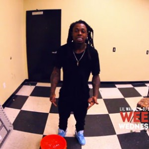 Lil Wayne - Does The ALS Ice Bucket Challenge