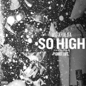 Wiz Khalifa f. Ghost Loft - So High