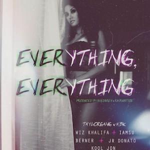 Wiz Khalifa f. IAMSU!, Berner, J.R. Donato & Kool John - Everything, Everything