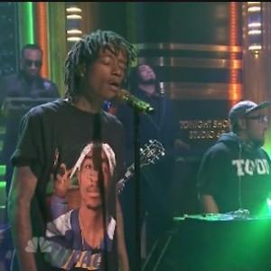 "Wiz Khalifa - Performs ""Stayin' Out All Night"" (Live On Jimmy Fallon)"