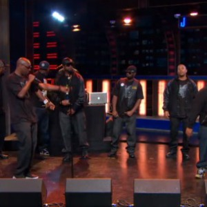 "Wu-Tang Clan - Performs ""Triumph"" & New Single ""Ron O'Neal"" (Live On The Daily Show)"