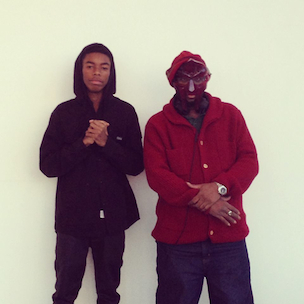 "Bishop Nehru & MF Doom ""NehruvianDOOM"" Cover Art, Tracklist & Stream"