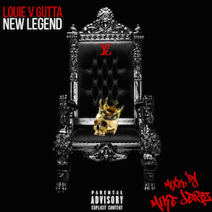 "Louie V Gutta ""New Legend"" Release Date, Cover Art, Tracklist, Download & Mixtape Stream"