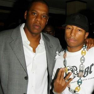Pharrell Williams f. Jay Z - Young Girl