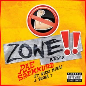 Rae Sremmurd f. Nicki Minaj & Pusha T - No Flex Zone (Remix)