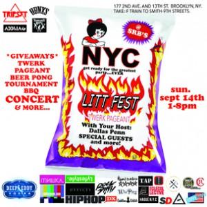 Litt Fest Ticket Giveaway