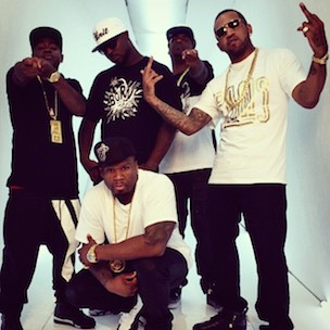 "G-Unit's ""The Beast Is G-Unit"" EP Release Date Pushed Back"