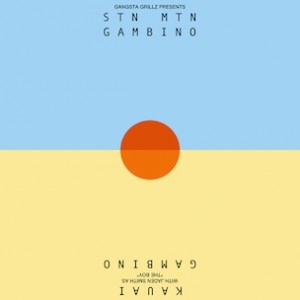 "Childish Gambino ""STN MTN"" Release Date, Cover Art, Tracklist, Download & Mixtape Stream"