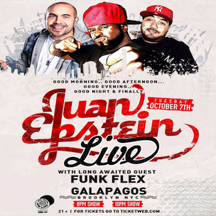 #JuanEpLive Ticket Giveaway