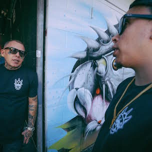 Madchild's Battle Axe Records Signs Demrick