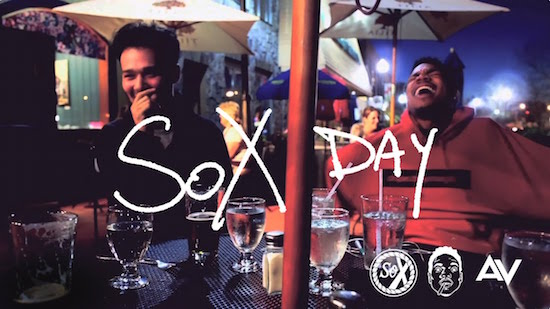 "Chance The Rapper & The Social Experiment – ""Sox Day"" (Short Film)"