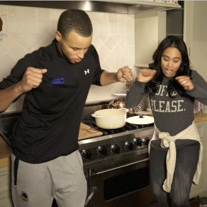 """Stephen Curry's Wife Ayesha Remixes Drake's """"0 To 100″"""