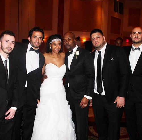 Memphis Bleek Wedding 2