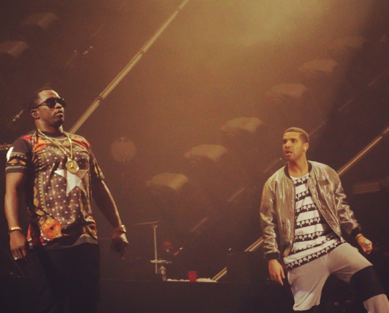 """Puff Daddy, Drake Reportedly Fight In Miami Over """"0 To 100"""" Beat; Diddy Disses Drake In Old Video"""
