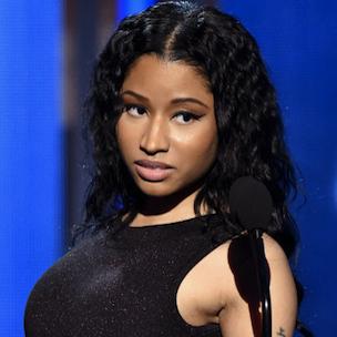 "Nicki Minaj Visits ESPN, Talks ""The Pinkprint"""