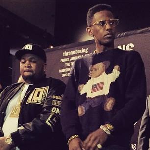 "Fabolous & DJ Mustard Discuss Jay Z & Roc Nation's ""Throne Boxing"""