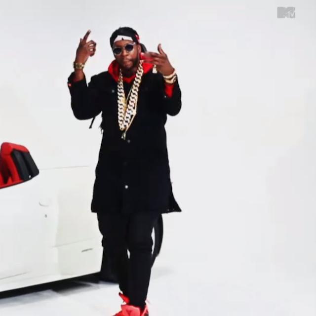 """DJ Infamous f. 2 Chainz & Jeezy - """"Dikembe"""""""