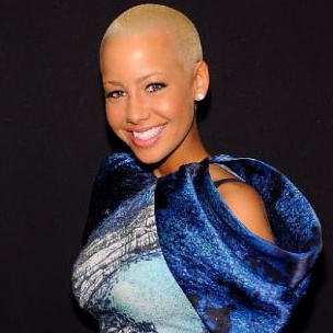 "Amber Rose Addresses Kanye West & Wiz Khalifa At ""SlutWalk"""