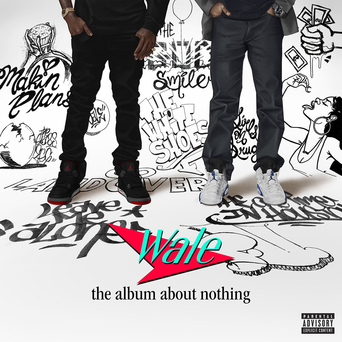 """Wale: Wale """"The Album About Nothing"""" Release Date, Cover Art"""