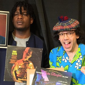 Mick Jenkins Vs. Nardwuar Interview At SXSW