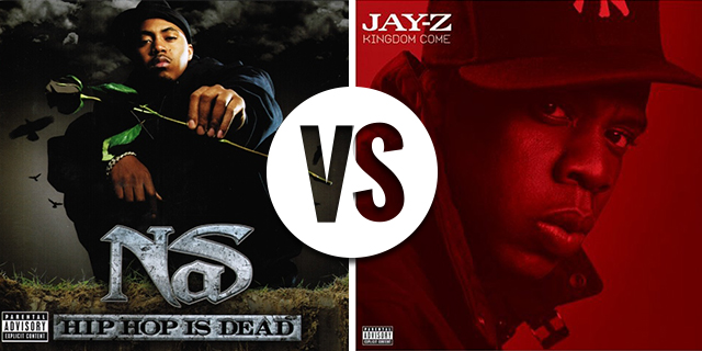 Jay z vs nas which emcee has the better post ether discography image3 malvernweather Image collections