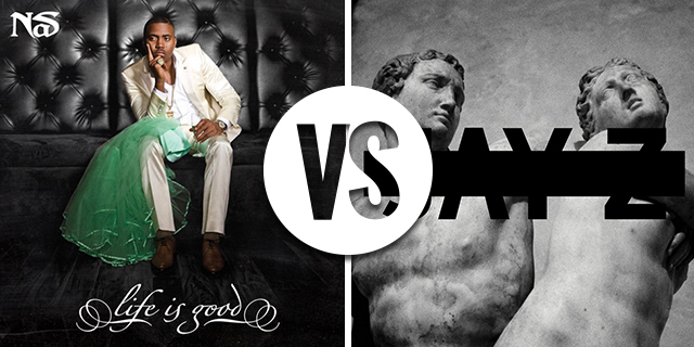 Jay z vs nas which emcee has the better post ether discography image4 malvernweather Image collections
