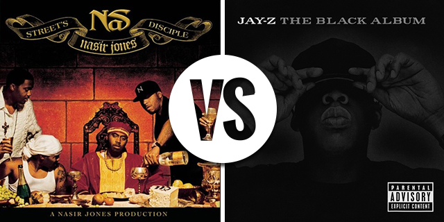 Jay z vs nas which emcee has the better post ether discography image6 malvernweather Gallery