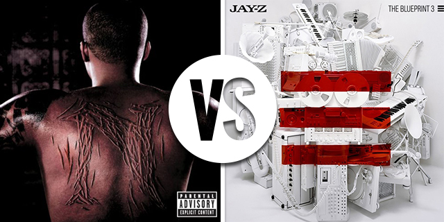 Jay z vs nas which emcee has the better post ether discography the blueprint 3 vs untitled malvernweather Choice Image