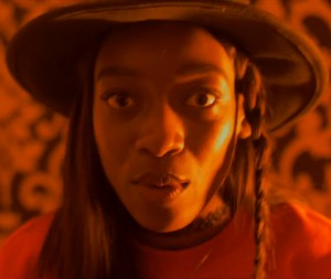 "Little Simz f. Josh Arcé, Chuck20 & Tilla - ""Guess Who"""