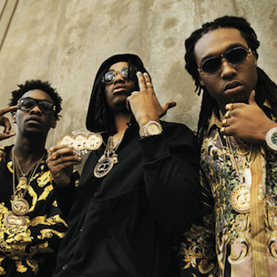 Migos Announces Departure From 300 Entertainment
