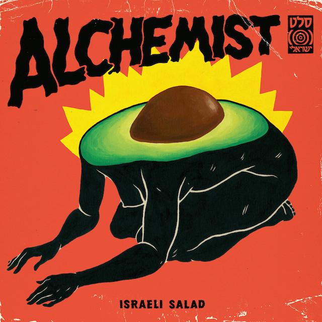 "Alchemist ""Israeli Salad"" Release Date, Cover Art, Tracklist & Album Stream"