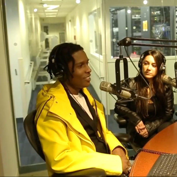 A$AP Rocky Discusses Wiz Khalifa's Smoking Habits