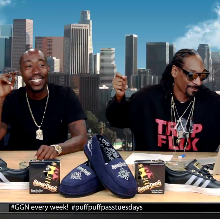 "Freddie Gibbs Appears On Snoop Dogg's ""GGN"""