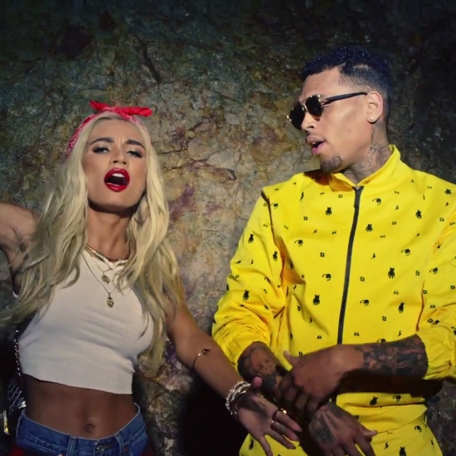 "Pia Mia f. Chris Brown & Tyga – ""Do It Again"""