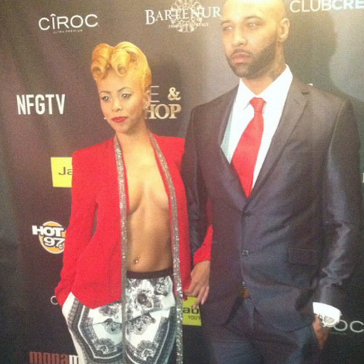 "Joe Budden To Appear on VH1's ""Couples Therapy"" 