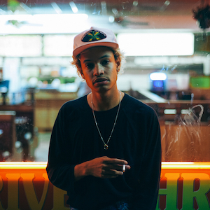Wes Period Reflects On Being Hand Picked By Vic Mensa For Show
