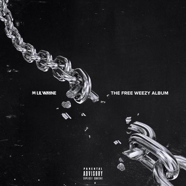 Lil Wayne LP Cover