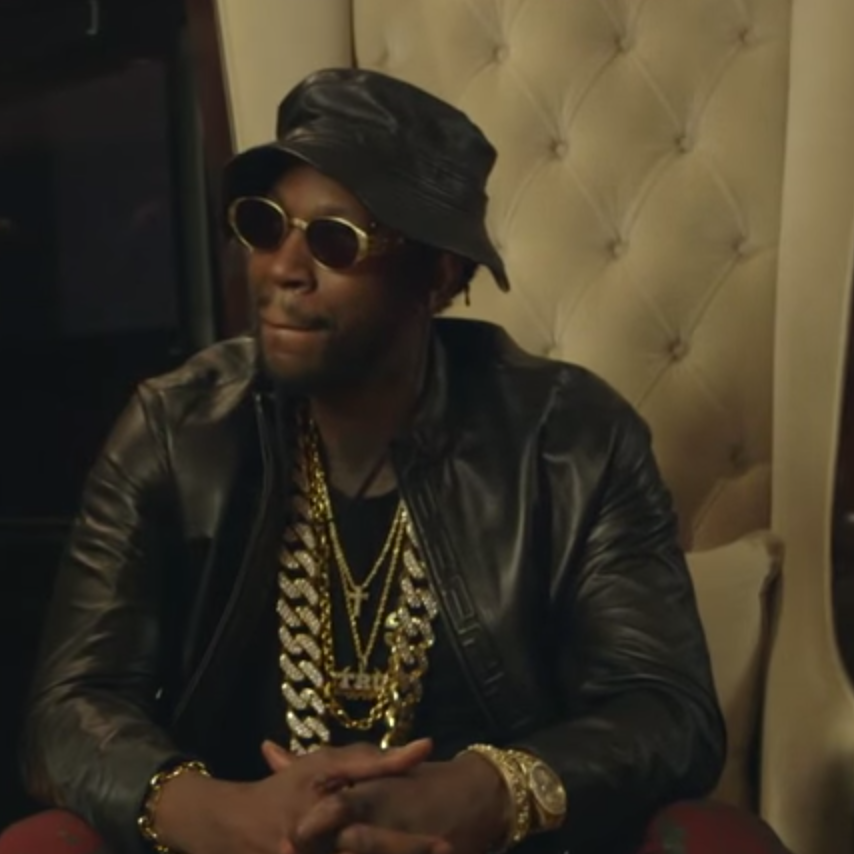 2 Chainz Debates Purchasing A $14,000 Chair