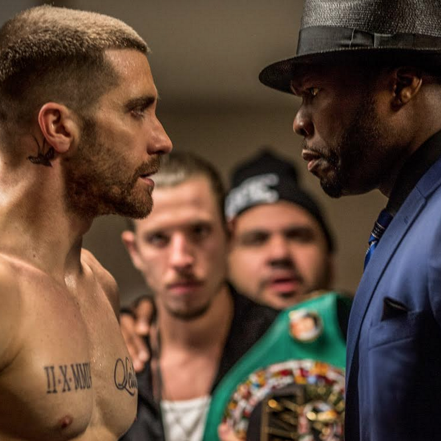 "50 Cent Referenced Floyd Mayweather Relationship For ""Southpaw"" Role"