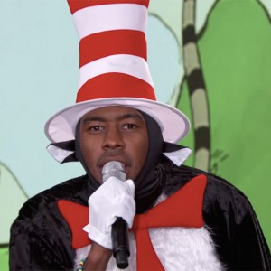 Tyler, The Creator Raps New Dr. Seuss Book While In Costume