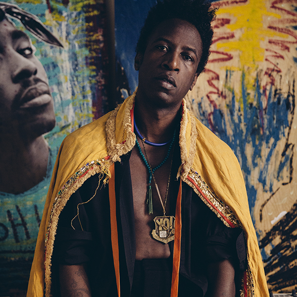 "Saul Williams Is Here To Blow Up Your Illusions On ""MartyrLoserKing"""