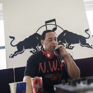 "DJ Yella Says Ice Cube Beat N.W.A With ""No Vaseline"""
