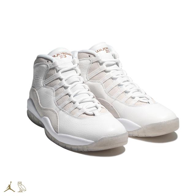 Drake OVO Jordan 10