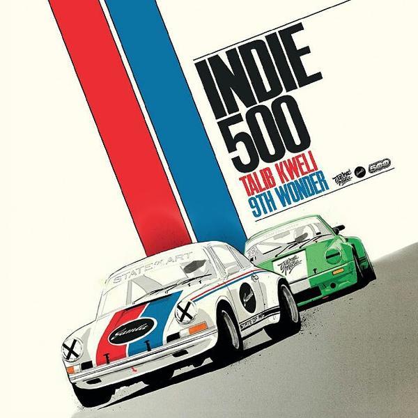 Talib Kweli x 9th Wonder Indie 500