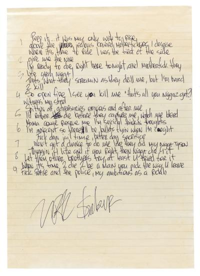 tupac writing Tupac spent eight months in a new york state penitentiary after being convicted for his role in an alleged sexual assault as i was writing this.
